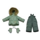 Как правильно выбрать зимний комплект для ребенка