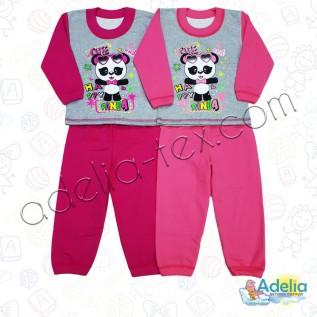 """Пижама для девочек """"Панда"""""""