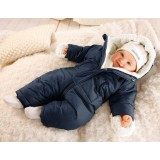 Как одевать новорожденного на прогулку в зимний период