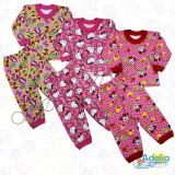 Пижама для девочек (начес набивной)