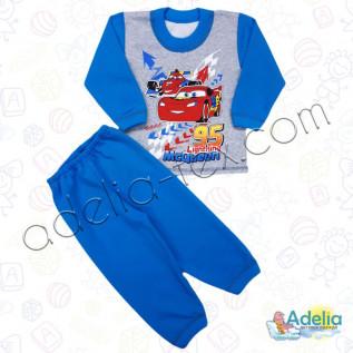 Пижама для мальчиков с накатом
