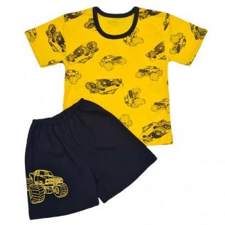 """Футболка с шортами для мальчика """"Джип"""""""